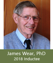 James Wear, Ph.D.