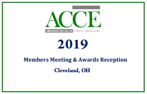 29th Members Meeting & Awards Reception