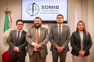 Executive Board of Mexican Society of Biomedical Engineering (SOMIB)